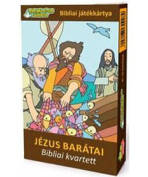 Jézus barátai - (kártya)
