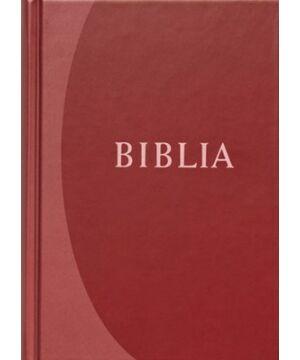 Biblia - RÚF (kicsi) - bordó