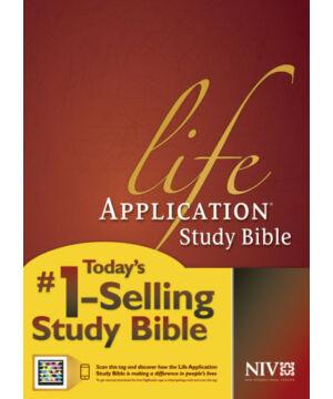 Life Application Study Bible - NIV