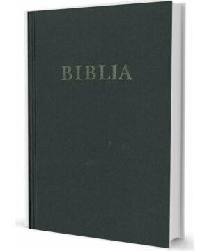 Biblia - RÚF (XL nagy családi méret) - fekete (vászon)