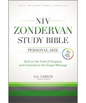 Holy Bible - NIV - Zondervan - Study Bible