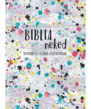 Biblia neked - Interaktív kiadás / RÚF