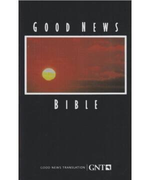 Good News Bible (paperback)