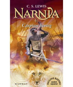 C.S. Lewis - Narnia 4.rész Caspian herceg