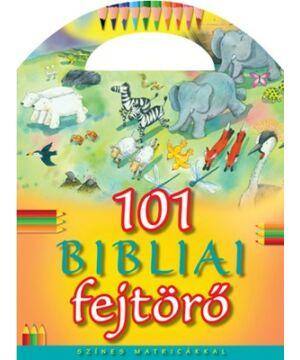 Bethan James - 101 bibliai fejtörő
