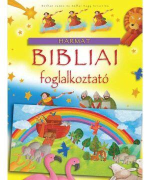 Bethan James - Bibliai foglalkoztató füzet
