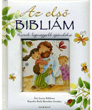 Az első Bibliám - ablakos / fehér