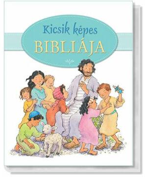 E. Pasquali - Kicsik képes Bibliája