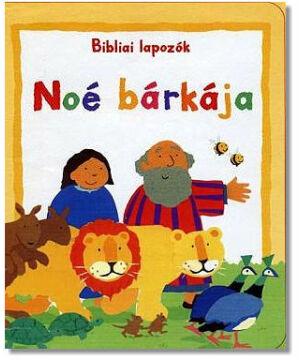 Bibliai lapozó - Noé bárkája