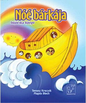 Noé Bárkája - bújócska könyv