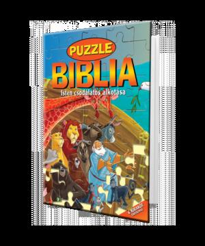 Puzzle - Biblia (Isten csod.)