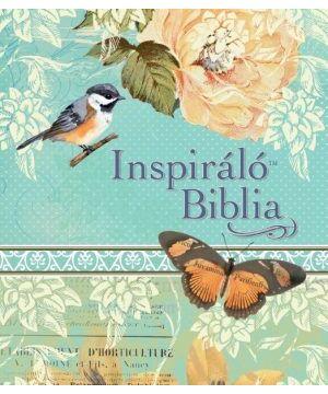 Inspiráló Biblia - ÚjKároli ford. (kemény bor,)