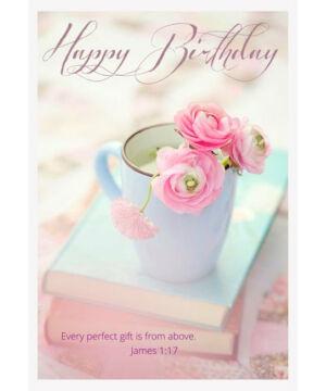 Képeslap - angol (Birthday) 04
