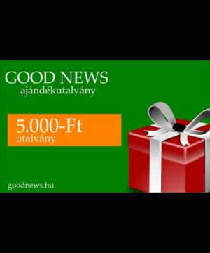 Ajándékutalvány - 5.000-ft