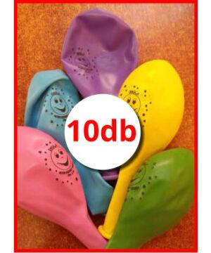 Lufi  - (10db) 5 féle színben