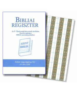 Bibliai Regiszter