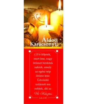 Karácsonyi Könyvjelző 04