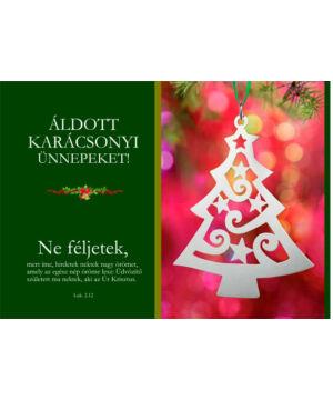 Karácsonyi képeslap - nyílt 11