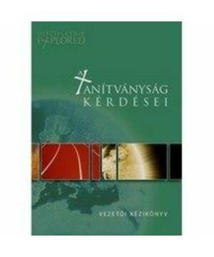 A tanítványság kérdései - vezetői kézikönyv