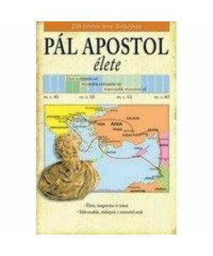Pál apostol élete - leporello