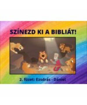 Színezd ki a Bibliát - 2.rész