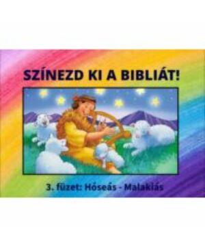 Színezd ki a Bibliát - 3.rész