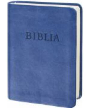 Biblia - RUF (kicsi,puha) - kék