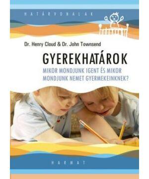 Dr.H. Cloud, Henry - Gyerekhatárok