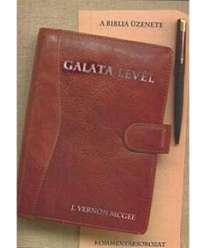 V. McGee - Galata levél - kommentársorozat