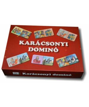 Karácsonyi dominó - játék