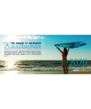 Naptár - 2020 (Kerugma) közepes asztali