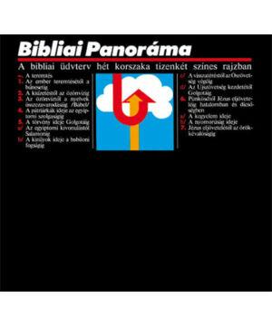 Bibliai Panoráma (A bibliai üdvterv 7 korszaka 12 színes rajzban)