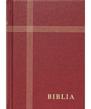 Biblia - RUF (nagy) vászon bordó