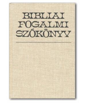 Bibliai fogalmi szókönyv