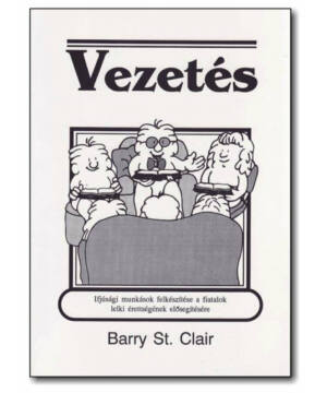 Barry St. Clair - Vezetés - munkafüzet