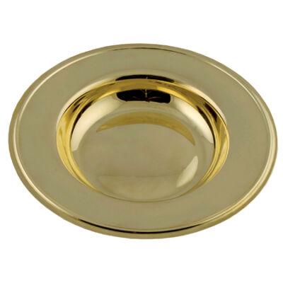 Úrvacsora - kenyértartó tányér (arany)
