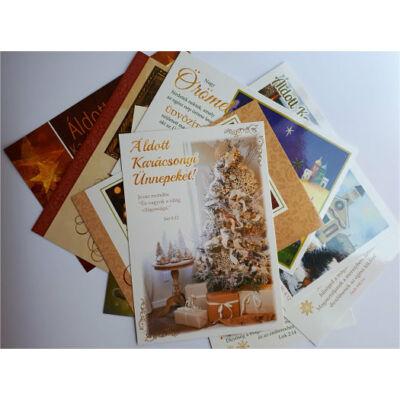 Kari - képeslap - nyílt (100db) vegyes