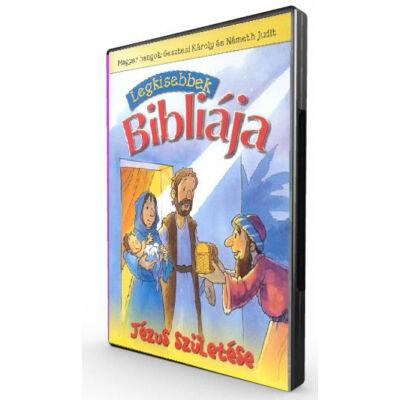 P. - Jézus születése - DVD