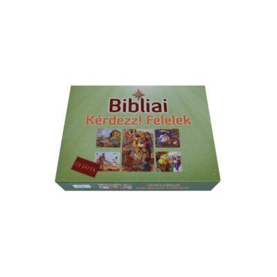 Bibliai Kérdezz! Felelek - társasjáték