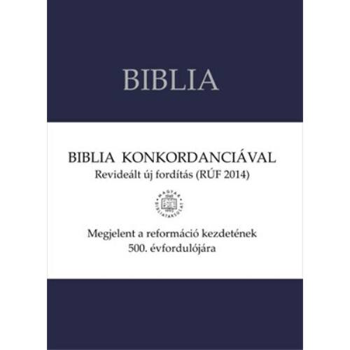 Biblia - RUF (Konkordanciával)