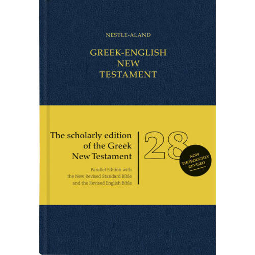Novum Testamentum Graece 28th