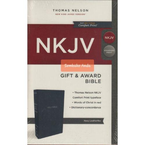 Holy Bible - NKJV (Gift & Award)
