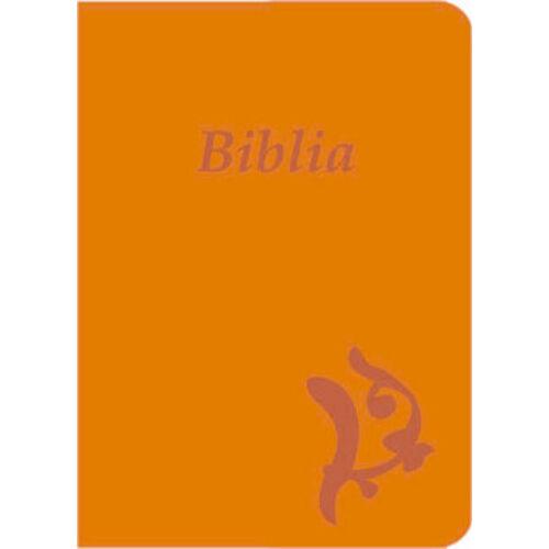 ÚjKároli Biblia - narancs