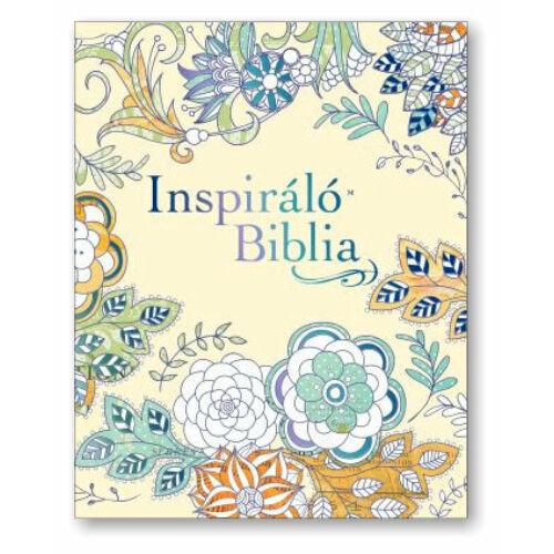 Inspiráló Biblia - ÚjKároli ford. (papír bor.)