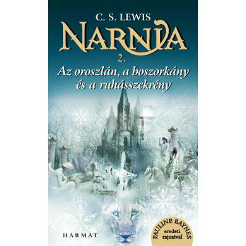 C.S. Lewis - Narnia  2.rész Az oroszlán, a boszorkány és a ruhásszekrény
