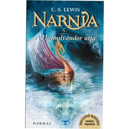 C.S. Lewis - Narnia 5.rész A Hajnalvándor