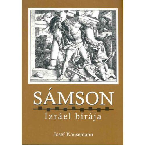 J. Kausemann - Sámson - Izráel bírája