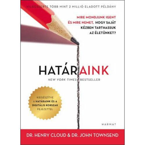 Dr. H. Cloud & Dr. J. Townsend - Határaink  (átdolgozott, bővített kiadás)