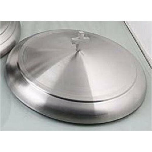 Úrvacsora pohártartó fedő (ezüst)