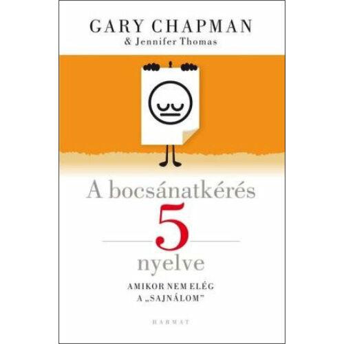 G.Chapman - A bocsánatkérés 5 nyelve